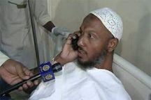 Sami al-Haj after his release from Guantanamo