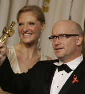 Alex Gibney at the Oscars