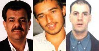 Jamil El-Banna, Omar Deghayes and Abdulnour Sameur