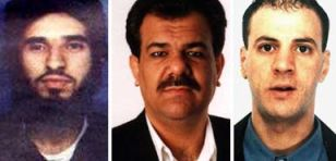 Omar Deghayes, Jamil El-Banna and Abdulnour Sameur