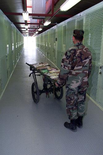 Guantanamo's library