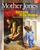 Mother Jones anti-torture issue