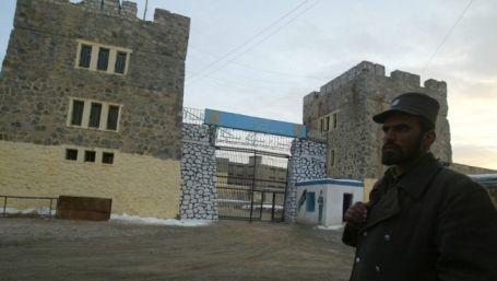 Pol-i-Charki prison, Kabul