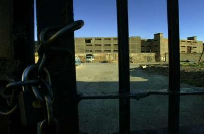Inside Pol-i-Charki prison