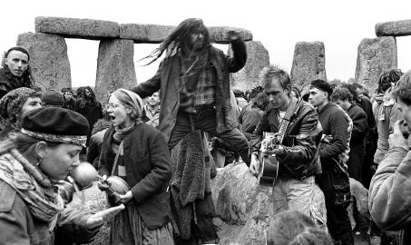 Defiance at the spring equinox, 1989