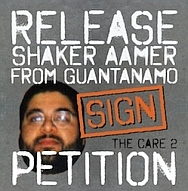 Shaker Aamer international petition