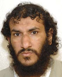 Abdul-al-Razzaq Salih, in a photo from Guantanamo included in the files released by WikiLeaks in 2011.