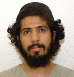 Abdul Khaliq al-Baidhani, in a photo from the classified military files relating to the Guantanamo prisoners, which were released by WikiLeaks in April 2011.