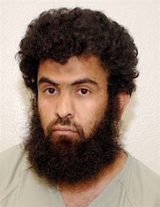 Pakistani prisoner Abdul Rahim Ghulam Rabbani, in a photo from Guantanamo included in the classified military files released by WikiLeaks in 2011.