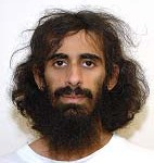 Abdul Rahman Naser, in a photo from the classified military files relating to the Guantanamo prisoners, which were released by WikiLeaks in April 2011.