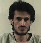 Abu Bakr Alahdal, in a photo from Guantanamo included in the files released by WikiLeaks in 2011.
