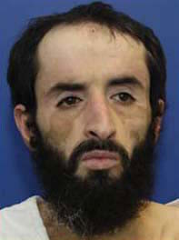 Abu Faraj al-Libi, in a photo from Guantanamo included in the classified military files released by WikiLeaks in 2011.