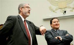 David Addington and John Yoo