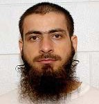 Ahmed Adnan Ahjam, in a photo from Guantanamo included in the classified military files released by WikiLeaks in 2011.