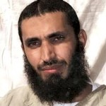 Abd al-Malik Wahab al-Rahabi (aka Abdul Malik al-Rahabi), in a photo taken by representatives of the International Committee of the Red Cross at Guantanamo, and made available to his family, who made it publicly available via his lawyers.