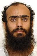 Ali Ahmad al-Razihi, a Yemeni prisoner in Guantanamo, in a photo included in the classified military files from Guantanamo that were released by WikiLeaks in April 2011.