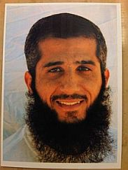 Fayiz al-Kandari, photographed at Guantanamo in 2009