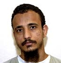 Yemeni prisoner Bashir al-Marwalah, in a photo included in the classified military files from Guantanamo that were released by WikiLeaks in 2011.