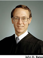 Judge John D. Bates