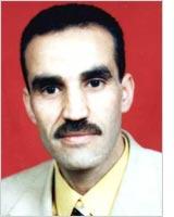 Lakhdar Boumediene, before his Guantanamo ordeal