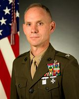 Brigadier General John G. Baker, Chief Defense Counsel of the Military Commissions Defense Organization.