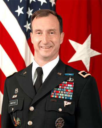 Army Brig. Gen. Mark Martins, the Chief Prosecutor of the military commissions at Guantanamo.