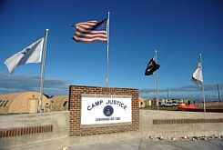 Camp Justice at Guantanamo, home of the Military Commissions