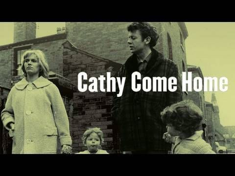 A poster for 'Cathy Come Home', the TV drama written by Jeremy Sandford and directed by Ken Loach, that was first broadcast by the BBC on November 16, 1966.