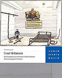 Cruel Britannia: Human Rights Watch report, November 2009