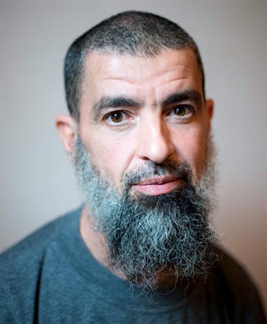 Former Guantanamo prisoner Djamel Ameziane, photographed in 2015 by Debi Cornwall.