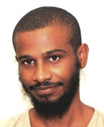 Emad Hassan, in a photo from Guantanamo included in the classified military files released by WikiLeaks in 2011.