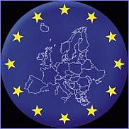The logo of the European Union