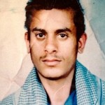 Yemeni prisoner Fahd Ghazy, photographed before his capture and his rendition to Guantanamo.
