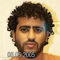 Fahmi Abdullah Ahmed, in a photo from Guantanamo included in the files released by WikiLeaks in 2011.