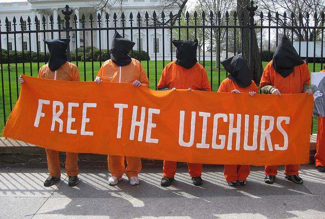 A cross-post, with my own detailed introduction, of an article by Richard Bernstein for the Atlantic about how the Bush administration overrode its own considered assessments to support the Chinese government's false description of the Uighurs, an oppressed minority from north west China, as terrorists, in relation to 22 Uighurs who had ended up at