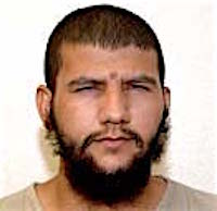 Yemeni Hayil al-Maythali, in a photo from Guantanamo included in the classified military files released by WikiLeaks in 2011.
