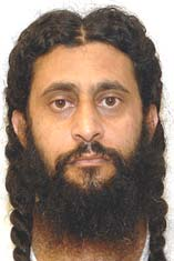 Hamoud al-Wady, in a photo included in the classified US military documents (the Detainee Assessment Briefs) released by WikiLeaks in April 2011.