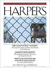 Harper's Magazine, March 2010