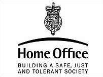 The logo of the Home Office