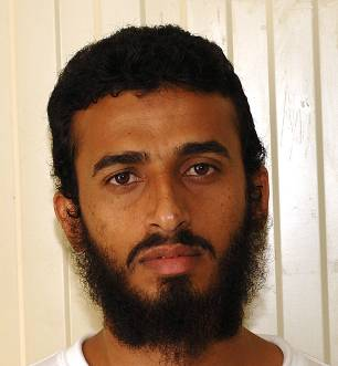 Idris Ahmad Abdu Qader Idris, in a photo included in the classified US military documents (the Detainee Assessment Briefs) released by WikiLeaks in April 2011.