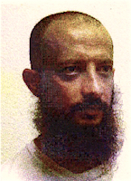 Yemeni prisoner Jamil Nassir, one of 15 Guantanamo prisoners released last week, and given new homes in the United Arab Emirates, in a photo included in the classified military files released by WikiLeaks in 2011.