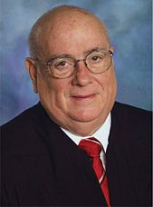 Chief Judge Royce C. Lamberth (photo by Beverly Rezneck)