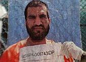 Muhammad Saad Iqbal Madni, photographed at Guantanamo