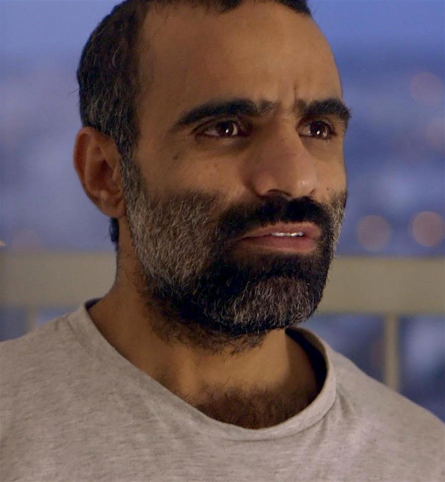Former Guantanamo prisoner Mansoor al-Dayfi (aka al-Zahari), photographed in Serbia, where he was released in July 2016.