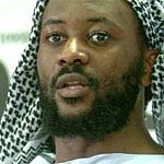 Martin Mubanga, photographed after his release from Guantanamo.
