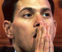 David Miliband, the British foreign secretary