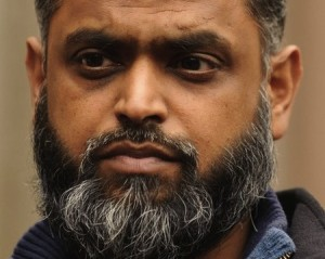 A recent photo of former Guantanamo prisoner Moazzam Begg.
