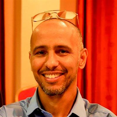 Mohamedou Ould Slahi (aka Salahi) as he appears on his Twitter account.