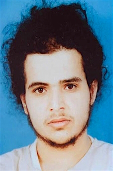 Guantanamo prisoner Mohammed al-Qahtani, in a photo taken before his capture in 2001.