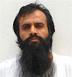 Mohammed al-Qahtani, in a photo included in the classified military files released by WikiLeaks in 2011.